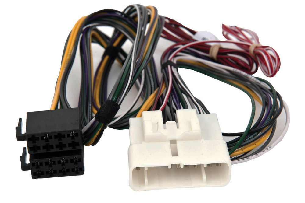 Lexus GS300 ISO Harness Adaptor Amp Bypass lead – Lexus Gs300 Stereo Wiring Harness