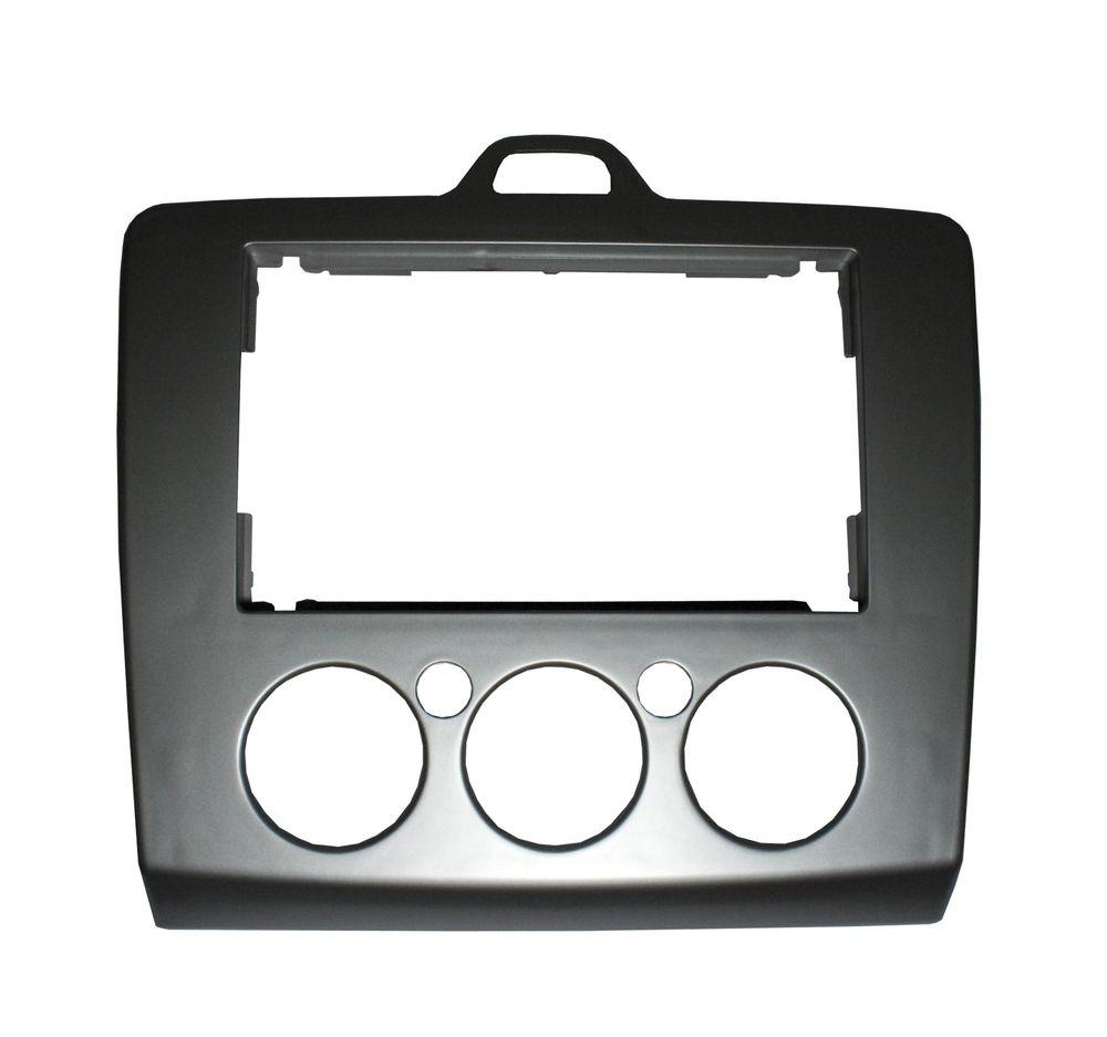 entourage autoradio 2 din pour ford focus ebay. Black Bedroom Furniture Sets. Home Design Ideas