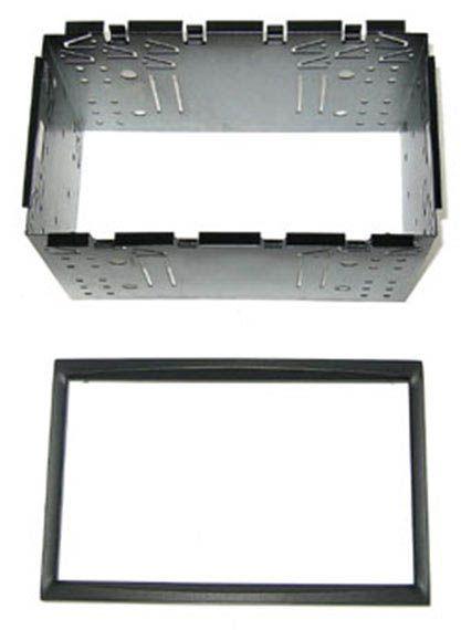 adaptateur autoradio 2 din cage pour peugeot 307 univers club. Black Bedroom Furniture Sets. Home Design Ideas