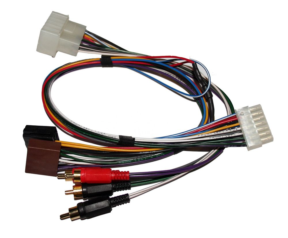 iso harness adaptor, high end audio reproduction