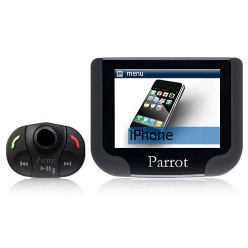 Parrot Mki9200 Dedicated To Conversation And Music In Car Univers