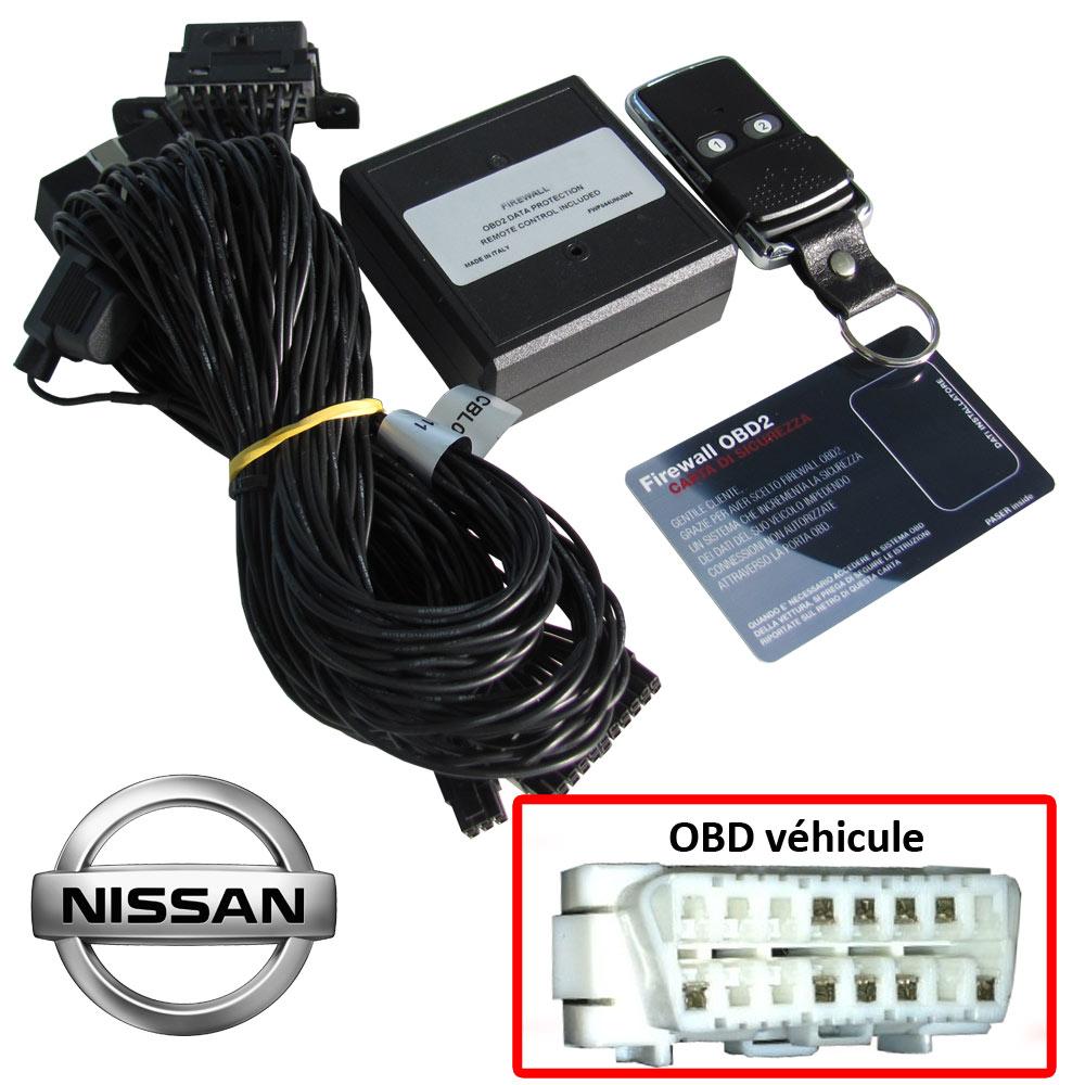 Nissan Univers Club 1999 Honda Accord Firewall Electronic Anti Thefts On Obd Plug