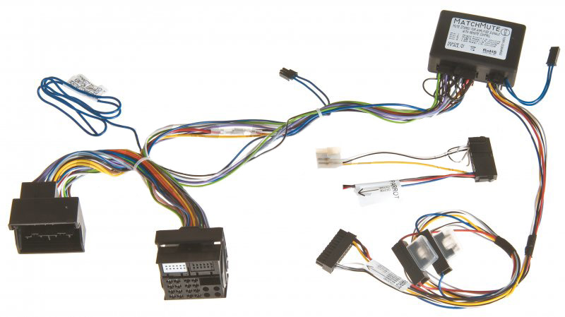 Parrot Hands Free installation lead for Audi A4 from 2004
