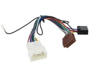 ISO Harness Adaptor for Mitsubishi Pajero