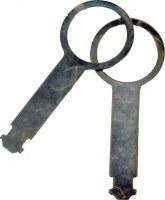 OEM Radio removal keys