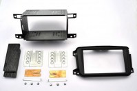 Smart For Two Car Radio 2 DIN Facia Adaptor