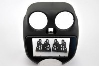 Nissan Micra Car Radio 2 DIN Facia Adaptor