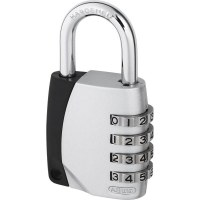 ABUS Combination Lock 15540 Gray Design