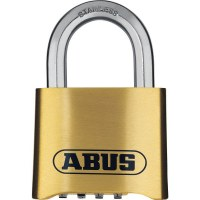 ABUS Combination lock with shackle 180IB / 50mm, stainless steel