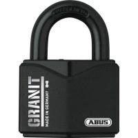 ABUS ABUS Granite padlock with key 37/55 black