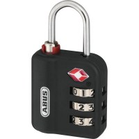 ABUS Combination lock 147 TSA- 30mm black