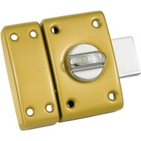 ABUS Classik lock with button CLK