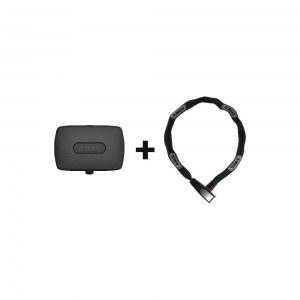 ABUS Special Combinaison Alarmbox black + Chain 6806K/75