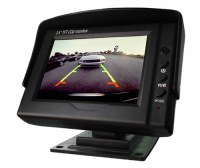 3.5 inches rear view monitor