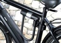Bike U locks