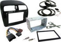 Car stereo fitting solutions