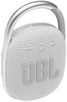 Jbl Clip 4 Bluetooth speaker White