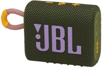 JBL Go 3 Bluetooth Speaker Green