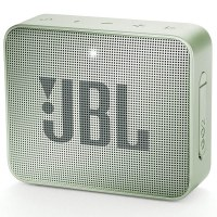 Portable bluetooth speaker JBL GO 2 Mint