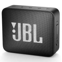Portable bluetooth speaker JBL GO 2 Black