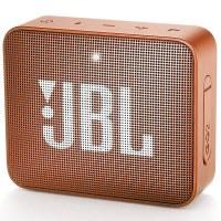 Portable bluetooth speaker JBL GO 2 Orange