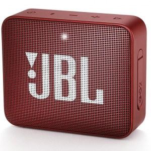 Portable bluetooth speaker JBL GO 2 Red