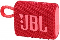 JBL Go 3 Bluetooth Speaker Red