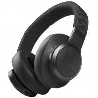 JBL Live 660 NC Headphones Black