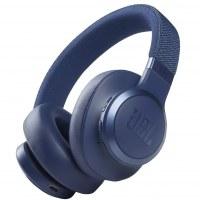 JBL Live 660 NC Headphones Blue