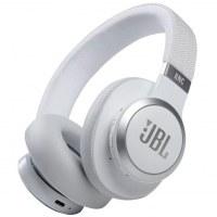 JBL Live 660 NC Headphones White