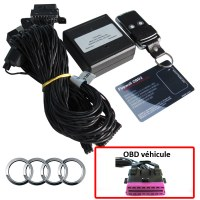 Audi Electronic anti thefts on OBD plug