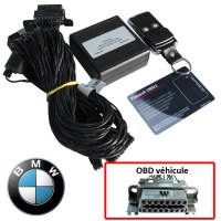 BMW Electronic anti thefts on OBD plug