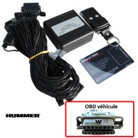 Hummer Electronic anti thefts on OBD plug