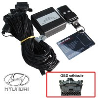 Hyundai Electronic anti thefts on OBD plug