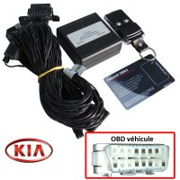 Kia Electronic anti thefts on OBD plug
