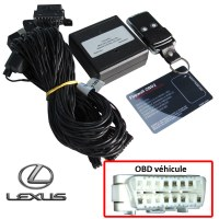 Lexus Electronic anti thefts on OBD plug