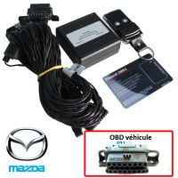 Mazda Electronic anti thefts on OBD plug