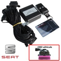 Seat Electronic anti thefts on OBD plug