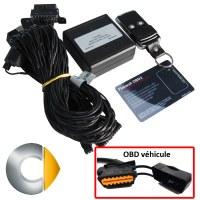 Smart Electronic anti thefts on OBD plug