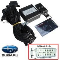 Subaru Electronic anti thefts on OBD plug