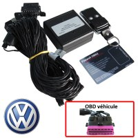 Volkswagen Electronic anti thefts on OBD plug
