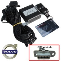 Volvo Electronic anti thefts on OBD plug