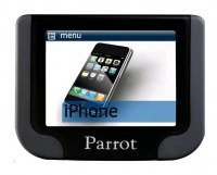 Screen for Parrot MKI9200