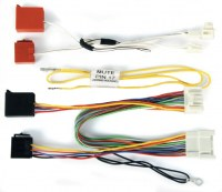 Parrot kit installation lead for Mitsubishi Pajero