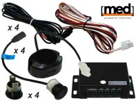 MED parking sensors kit Parking E Plus