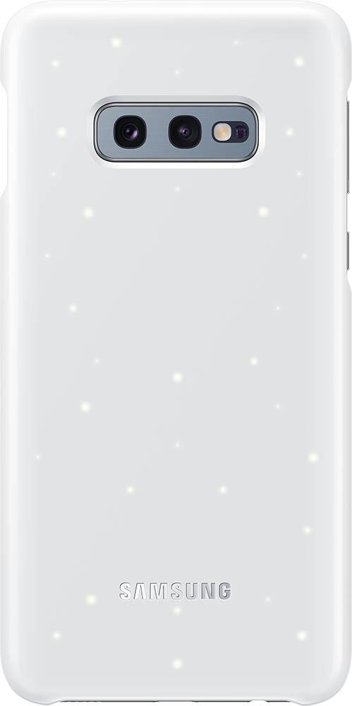 Détails sur SAMSUNG EF KG973CW Coque avec affichage LED Blanc G S10