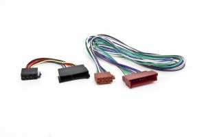Faisceau Autoradio ISO ByPass ampli Ford Puma