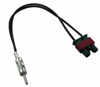 Adaptateur d'antenne DIN mâle Volvo C30
