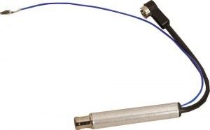 Adaptateur d'antenne ISO - ISO alim. phantom Audi A2
