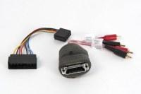 Faisceau Autoradio connecteur RCA